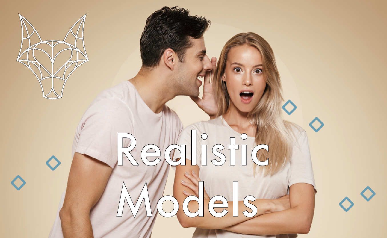 realistic models dildo
