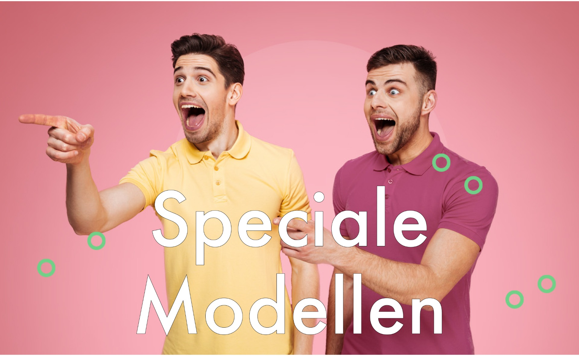 Speciale modellen